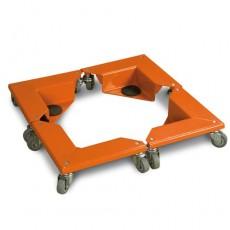 Ecktransportrollen ETR 4/150 Kapazität max. 150 KG Unicraft 6197150-6197150-20