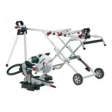 Metabo Set Maschinenständer KSU 250 + Kapp und Gehrungssäge KGS 315 Plus 690595000-690595000-20