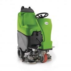 ASSM 800 Aufsitzscheuersaugmaschine AKTION mit Reinigungsm. CLEANCRAFT 7203080-7203080-20