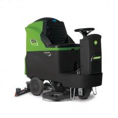 ASSM 1000 Aufsitzscheuersaugmaschine AKTION mit Reinigungsm. CLEANCRAFT 7203100-7203100-20