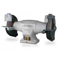 OPTIgrind GZ 25D Doppelschleifmaschine Aktionsset Optimum 3091015 GZ25D-3091015A-20