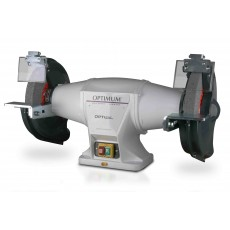 OPTIgrind GZ 20D Doppelschleifmaschine Aktionsset Optimum 3091010 GZ20D-3091010A-20