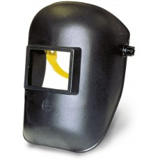 Kopfschutzschild P aus Polypropylene mit Kopfband-1600720-20