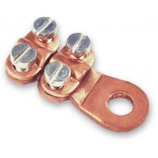 Schraubkabelschuh CU 25 qmm VE=10-1250525-20