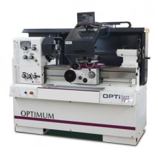 OPTIturn TZ 4V Leit und Zugspindeldrehmaschine Optimum 3432245 TZ4V-3432245-20