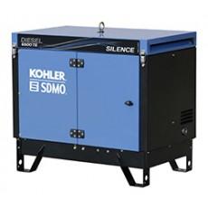 DIESEL 6500 TE SILENCE AVR SDMO Stromerzeuger 230/400 V 6,5 kVA-DIESEL6500TESILENCEAVR-20