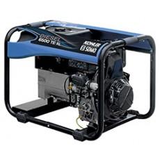 DIESEL 6500 TE XL C M SDMO Stromerzeuger 230/400 V 6,5 kVA-DIESEL6500TEXLCM-20