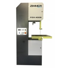 ZIMMER FOX 600S Vertikal Metallbandsäge FOX600S-FOX600S-20