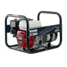 HX 3000 SDMO Stromerzeuger Benzin 230 V 3,0 kW-HX 3000-20