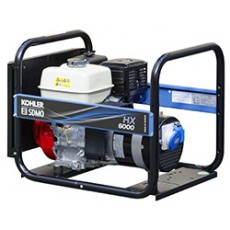 HX 6000 SDMO Stromerzeuger Benzin 6,0 kW 230 V-HX6000-20
