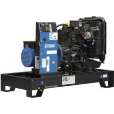 SDMO Stromerzeuger J 22 offen 22 kVA John Deere Motor mit Zusatzausstattung / Automatikpaket etc-j22offen-20