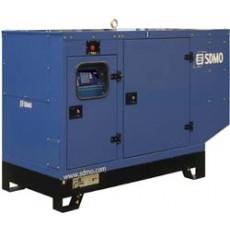 SDMO Stromerzeuger J 88 schallisoliert 88 kVA John Deere Motor mit Zusatzausstattung / Automatikpaket etc-j88schalliso-20