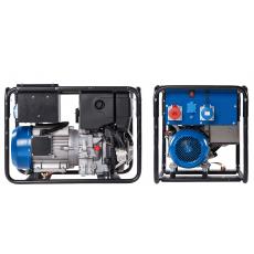 GEKO Diesel Stromerzeuger 7801 ED-AA/ZEDA 986470 WINTERAKTION 17/18-986470-20