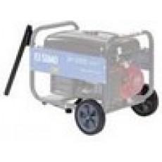 Radsatz für Stromerzeuger R06-R06-20